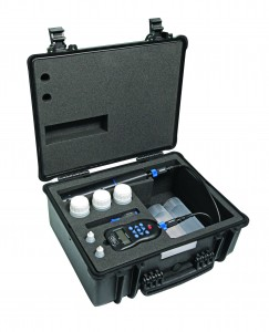 Aquaread AP-5000 Advanced Portable Multiparameter water quality meter Package