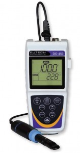Eutech DO450 Optical Dissolved Oxygen Meter