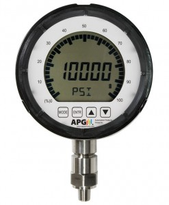 PG10 IP65 Digital Pressure Gauge