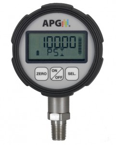 PG7 IP67 Digital Pressure Gauge