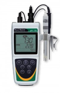 Eutech pH150 waterproof pH Meter